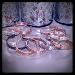 Mary Kay Cuff Bracelets